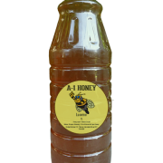 1 Liter Raw Lucerne Natural Cape Honey For Sale in South Africa - Plastic Bottled - A-1 Honey