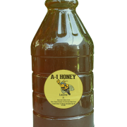 2 Liter Raw Lucerne Natural Cape Honey For Sale in South Africa - Plastic Bottled - A-1 Honey