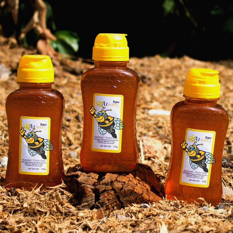 Buy Raw Cape Honey in the Western Cape - A-1 Honey