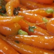 Honeyed Carrots recipe A-1 Honey