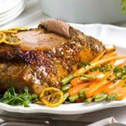 Glaze for meat recipe using A-1 Honey