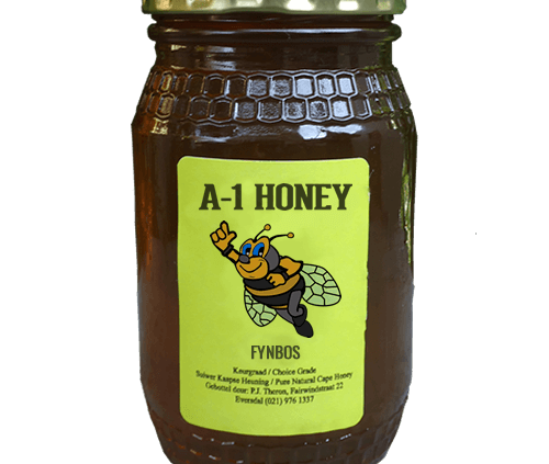 Browse our range of Raw Fynbos Cape Honey For Sale in South Africa - A-1 Honey